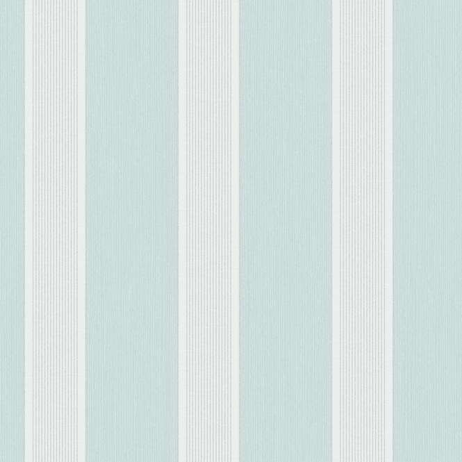 Fine Decor Cavendish Stripe Wallpaper Teal (FD40996)