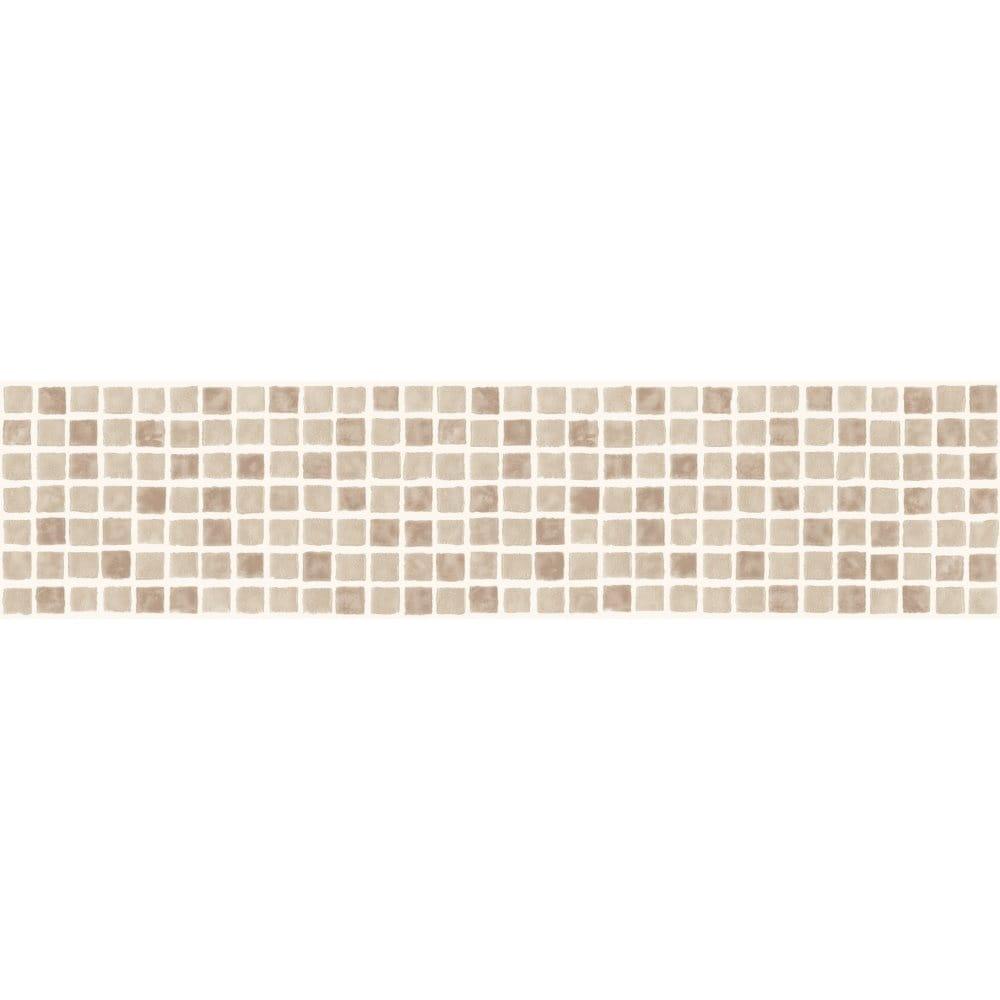 Fine Decor Ceramica Mosaic Tile Self Adhesive Border