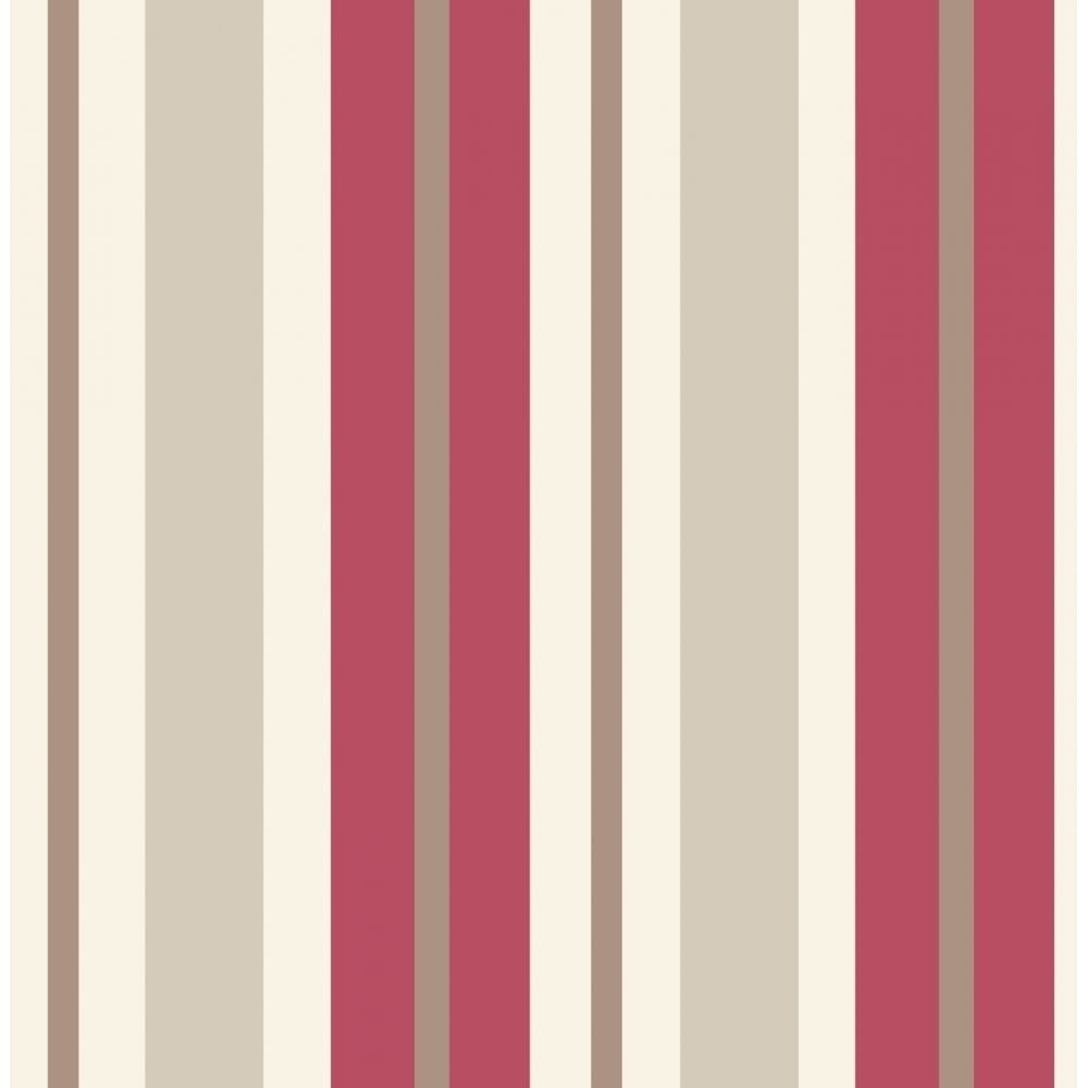 Orange striped wallpaper uk wallpaper sportstle for Bright pink wallpaper uk