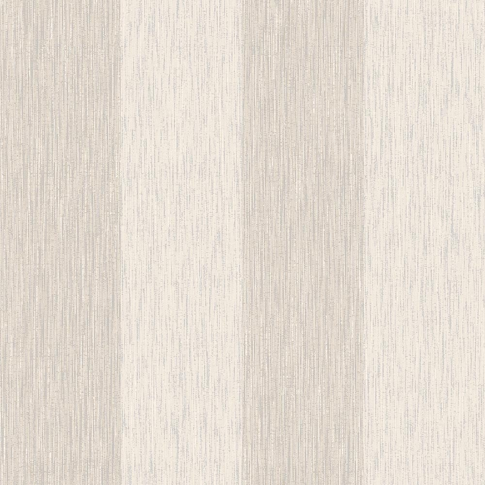 Fine Decor Glittertex Stripe Wallpaper Cream Fd40960