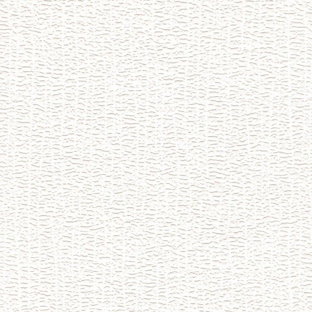 Fine decor supatex weave pure white textured paintable for Paintable textured wallpaper