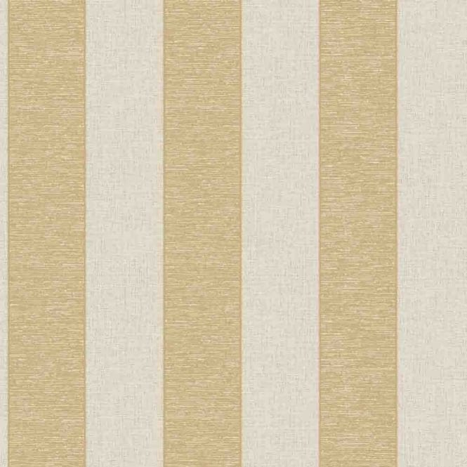 Fine Decor Torino Striped Wallpaper Beige Gold Fd40080