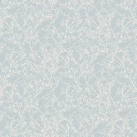 Tranquility Tree Wallpaper Teal Cream FD41713