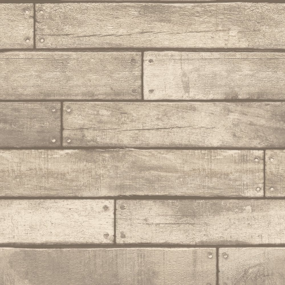Wooden Plank Wallpaper Sand   Cream  FD31288. Fine Decor Wooden Plank Wallpaper Sand   Cream  FD31288