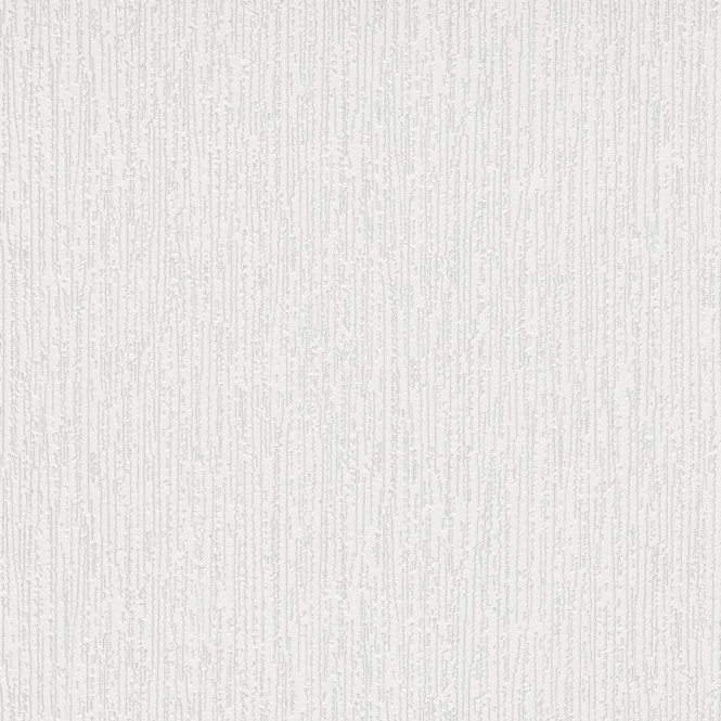 Erismann Fleur Wallpaper Plain White (9731-01)