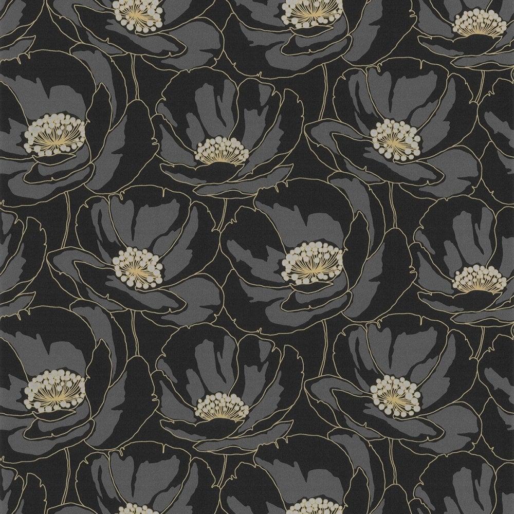 Download 7000+ Wallpaper Black Gold Design HD Paling Baru