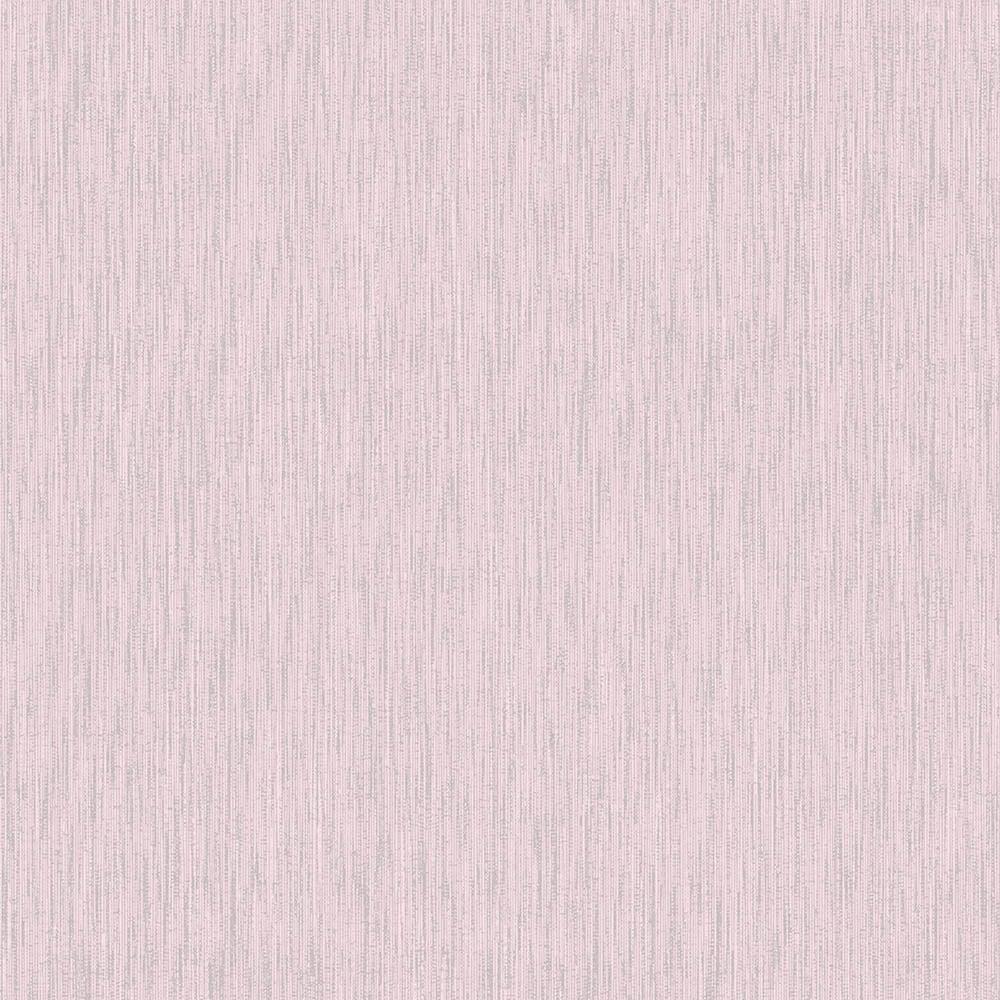 Fine Decor Glittertex Plain Wallpaper Pink Fd40957