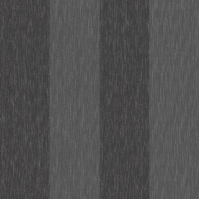 Fine Decor Glittertex Stripe Wallpaper Black (FD40965)