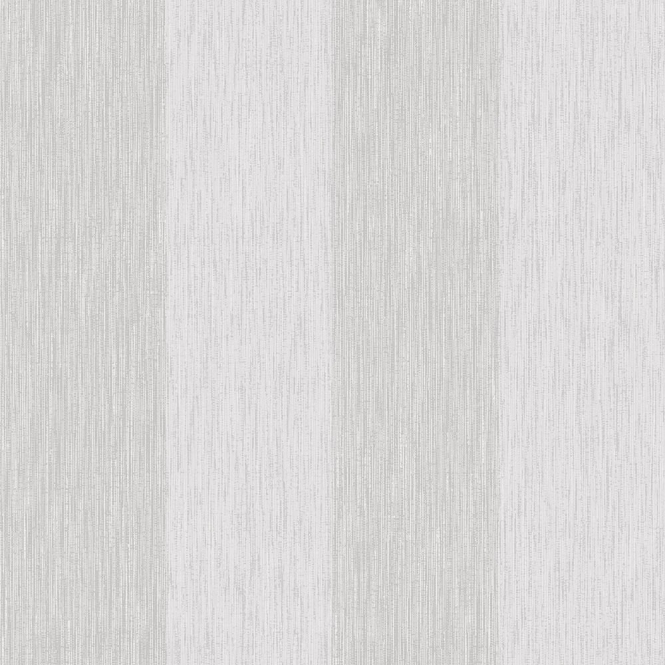 Fine Decor Glittertex Stripe Wallpaper Silver (FD40964)