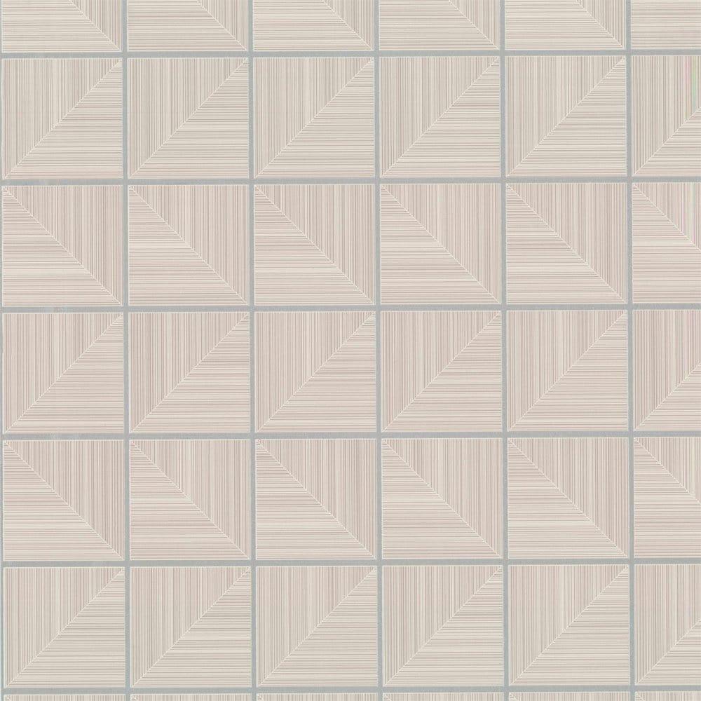 Graham Brown Contour Beige Natural Stone Tile Kitchen: Buy Graham And Brown Concave Contour Wallpaper Grey / Cream