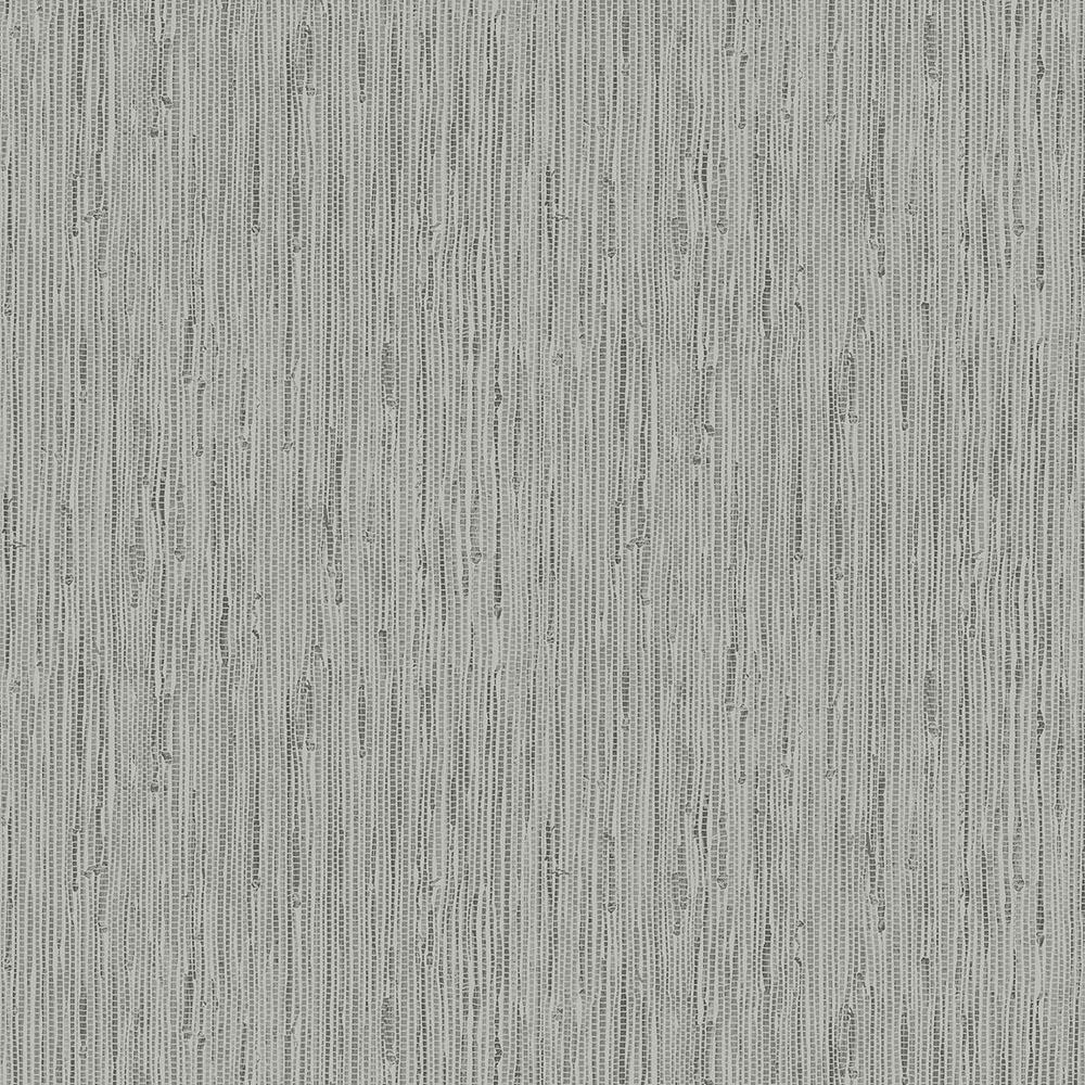 Grasscloth Wallpaper Silver - Wallpaper from I Love ...
