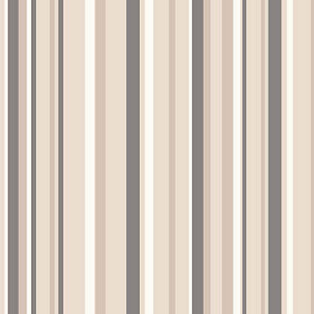 Buy Coloroll Havana Stripe Wallpaper Pink Silver White