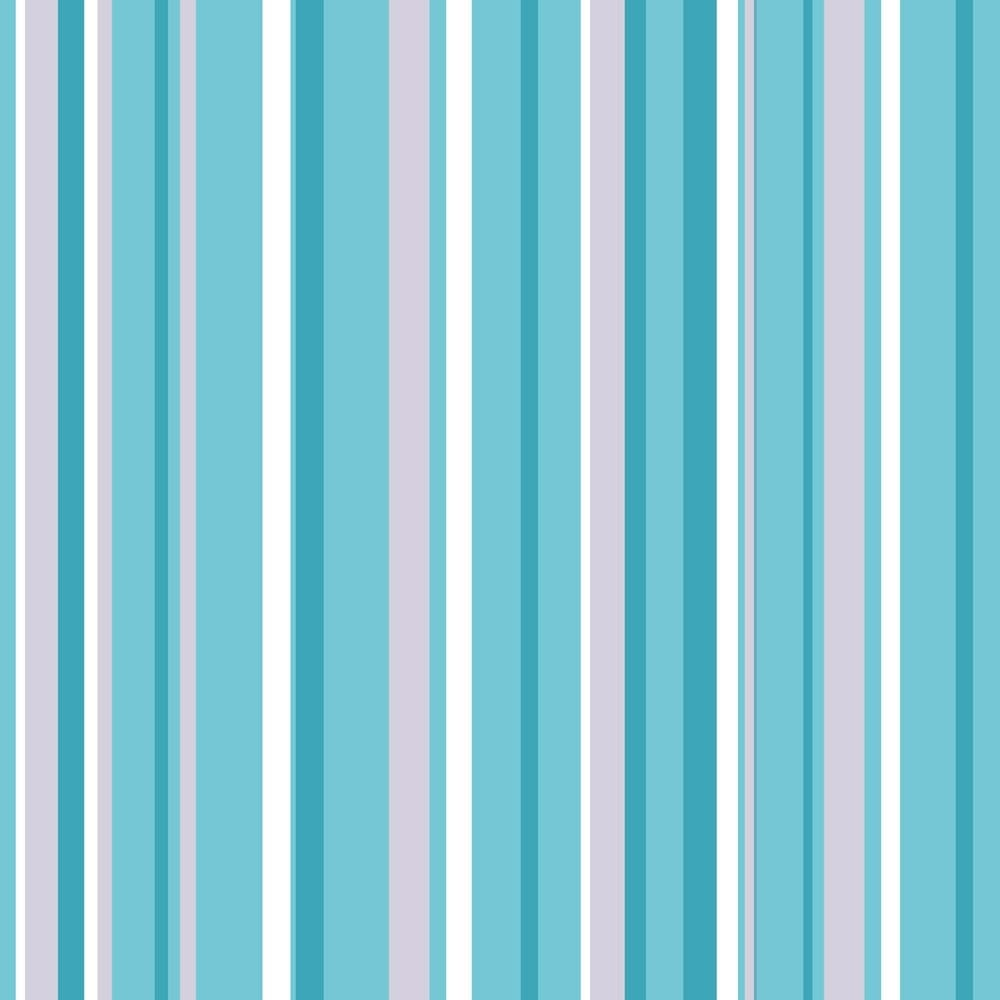 Buy Coloroll Havana Stripe Wallpaper Teal Grey Silver