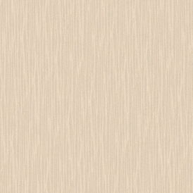 Chelsea Glitter Plain Textured Wallpaper Taupe / Silver (H980515)