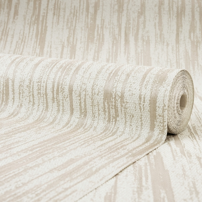 Henderson Interiors Sorrentino Textured Plain Wallpaper Ivory (H9815)