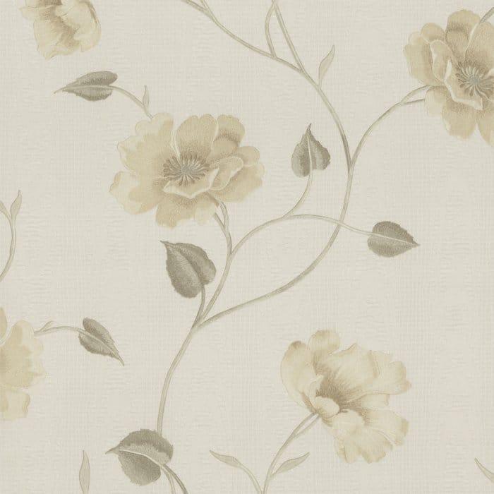 Designer interiors opus bella trail wallpaper beige for Opus wallpaper range