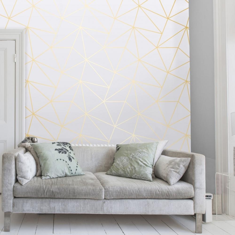 100+ [ Gold Striped Shimmer Wallpaper ] K2 Glitter Forest Gold Trees Glitter Effect Wallpaper ...