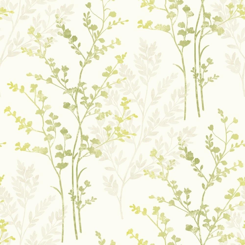 arthouse imagine fern plum motif vinyl