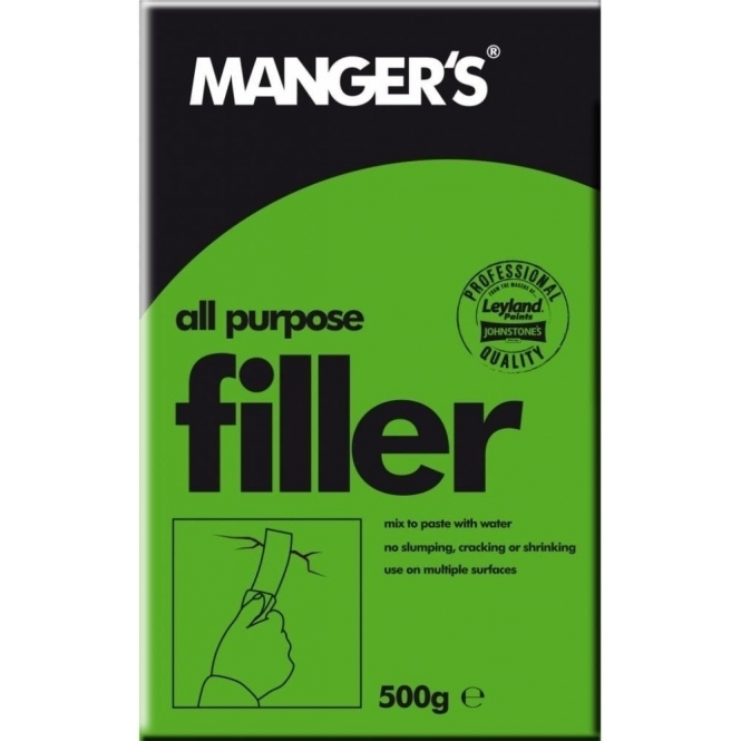 Mangers Instant Mix All Purpose Filler 500g