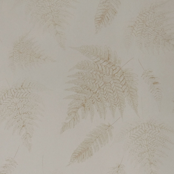 Jocelyn Warner Fern Hand Screen Printed Leaf Wallpaper Mouse (JWP-1405)
