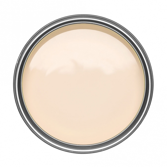 Matt Emulsion Paint 2.5L Soft Cream (304032)