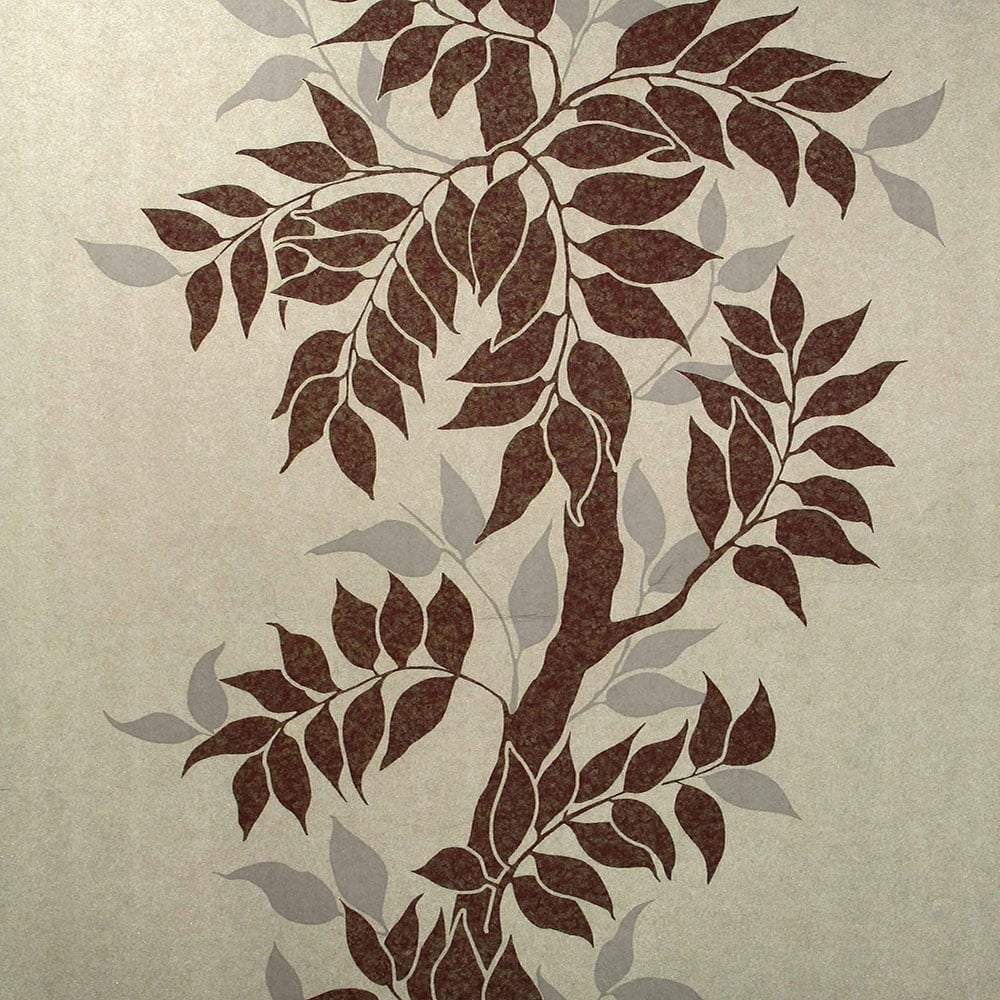 Savoy Tree Of Life Wallpaper Bronze FD51951