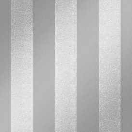 Kensington Stripe Speedyhang Wallpaper Silver