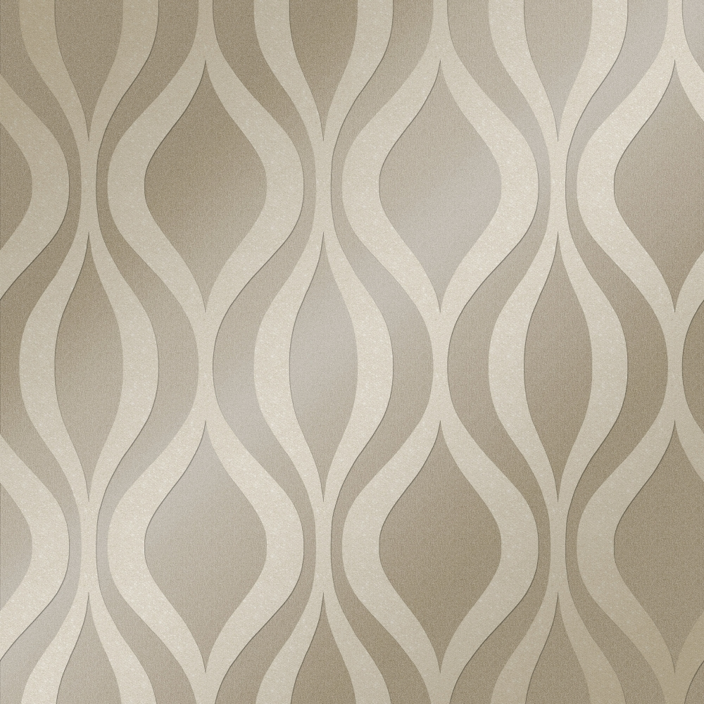 Henderson Interiors Kensington Textured Geometric