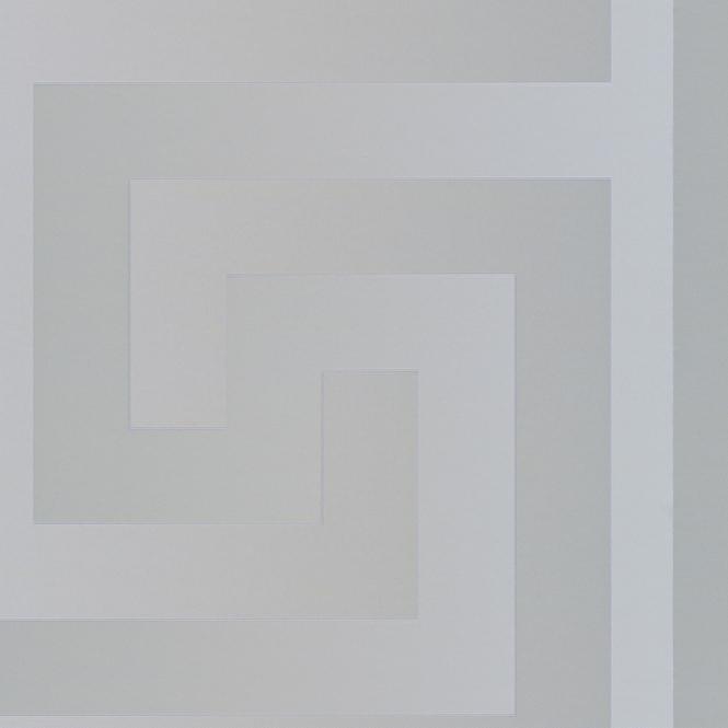 Versace Large Greek Key Wallpaper Silver 93523 5 Wallpaper From
