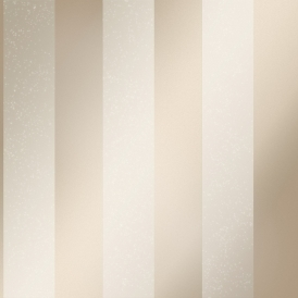 London Stripe Wallpaper Gold