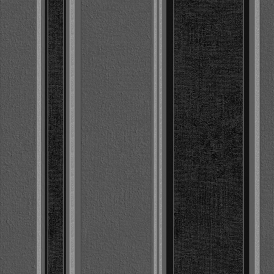 Mallory Stripe Textured Vinyl Wallpaper Charcoal