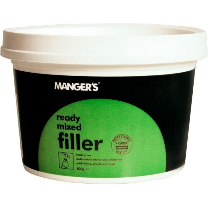 Mangers Ready Mixed All Purpose Filler 600g (MXDFILLER)