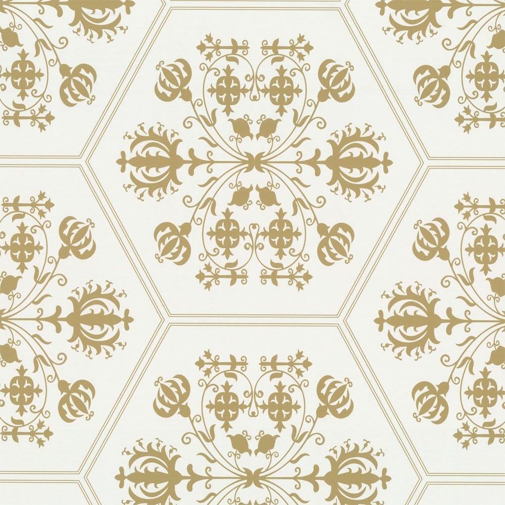 buy graham and brown marcel wanders stella wallpaper white