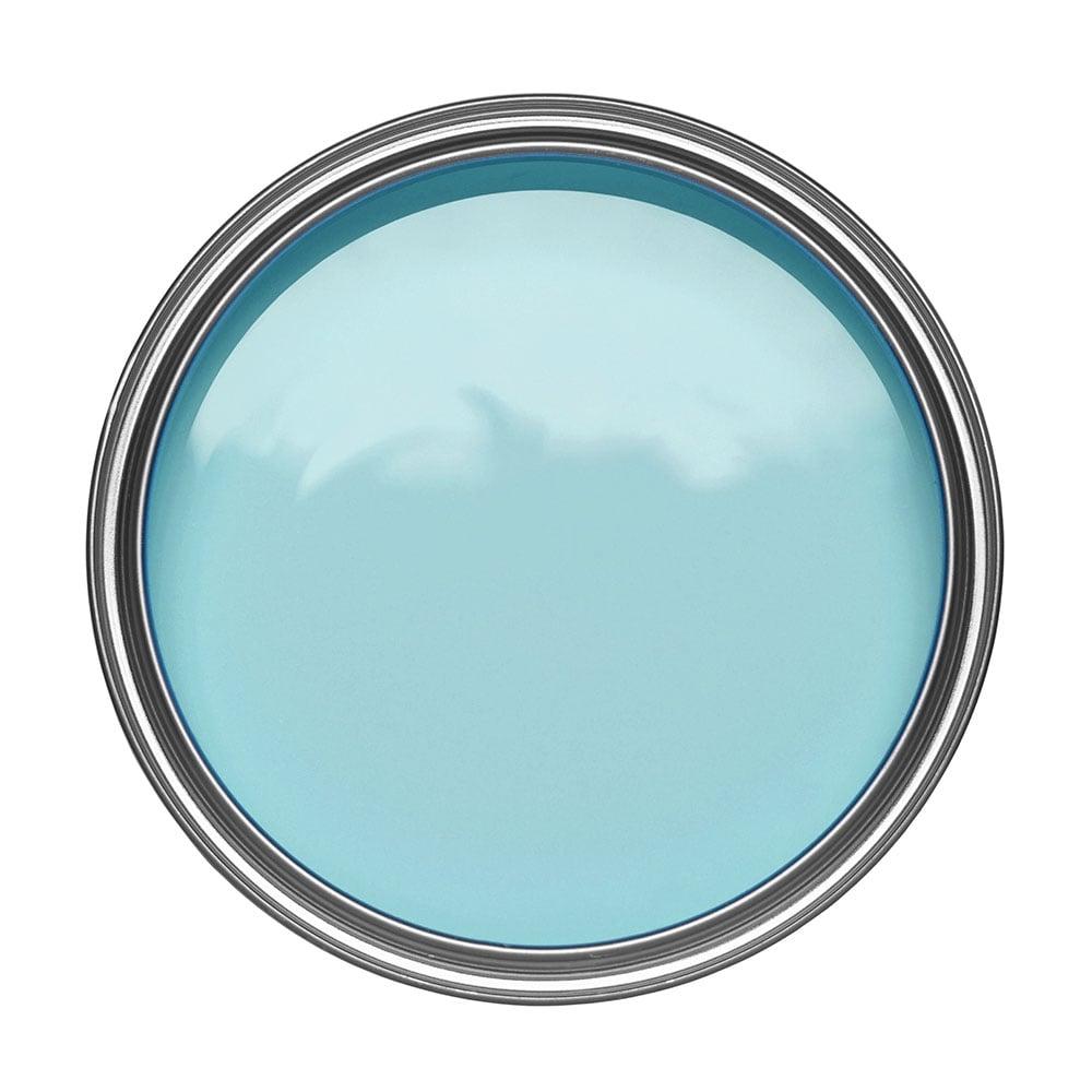 Johnstone S Matt Emulsion Paint 2 5l Aqua 304004 Matt
