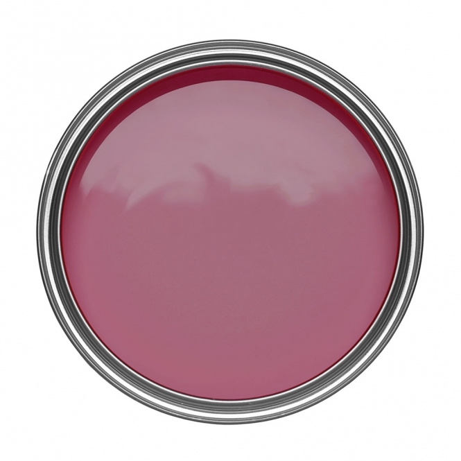 Johnstone's Matt Emulsion Paint 2.5L Raspberry Blush (307094)