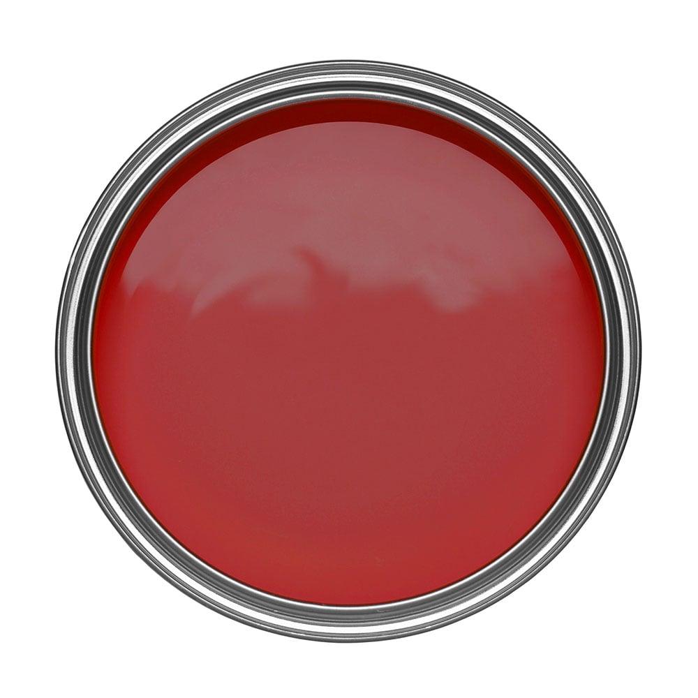 Johnstone S Matt Emulsion Paint 2 5l Rich Red 307080