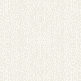 Merengue Spot Pattern Wallpaper Cream