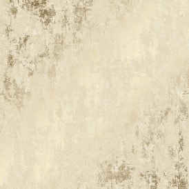 Milan Metallic Wallpaper Neutral Gold