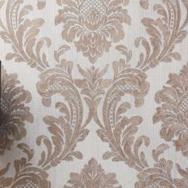 Milano 7 Damask Wallpaper Rose Gold (M95595)