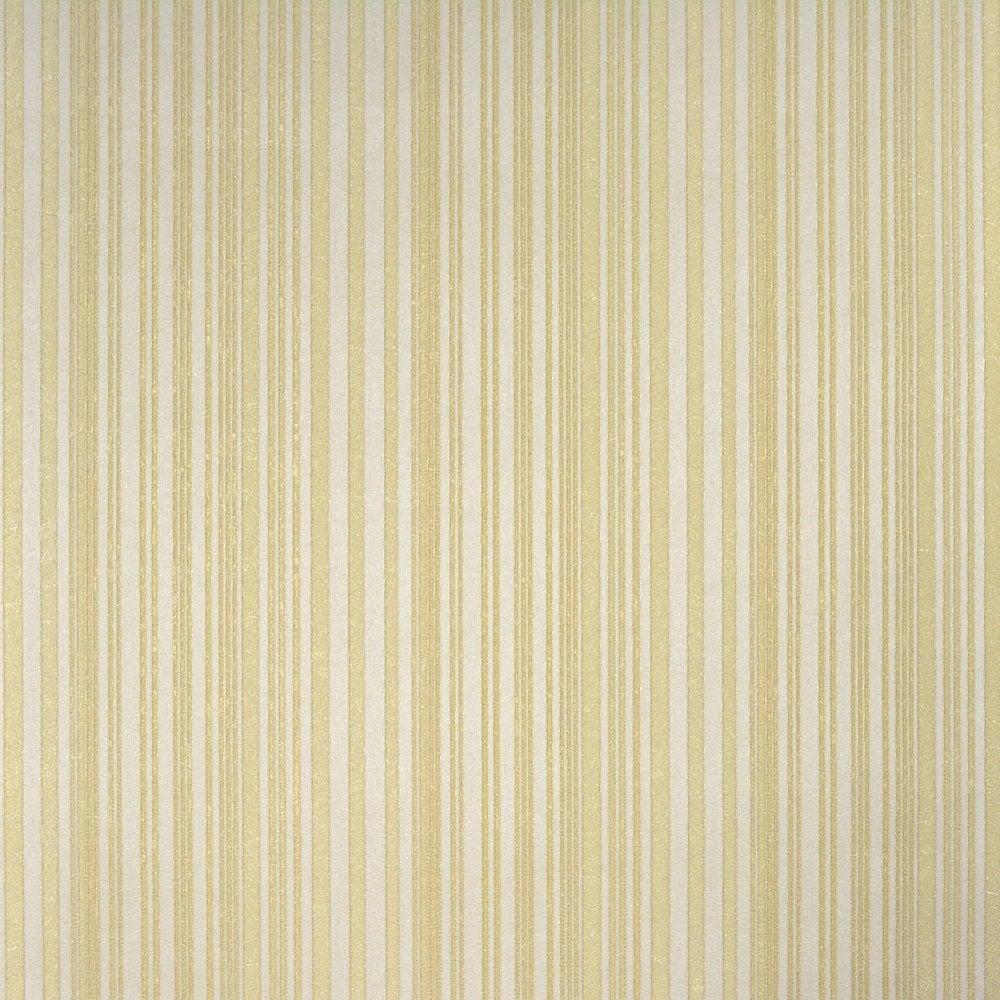 Fine Decor Milano Stripe Wallpaper Gold