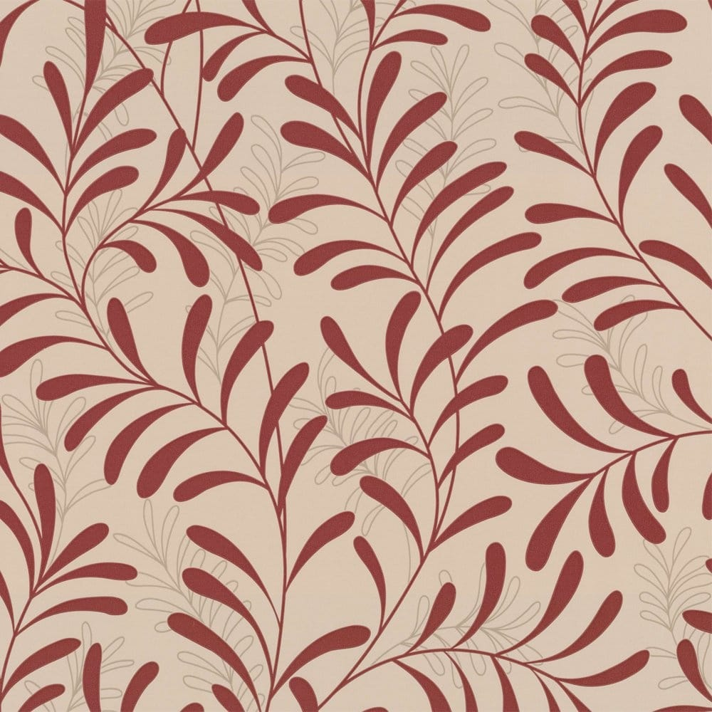 Buy Graham And Brown Moment Wallpaper Cream Gold Red