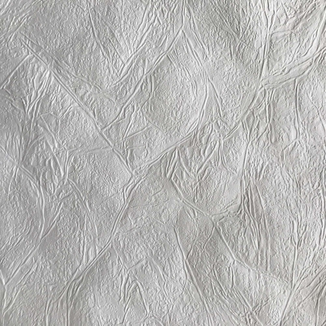 Erfurt MurEco Ecological Paintable Wallpaper White (432002)