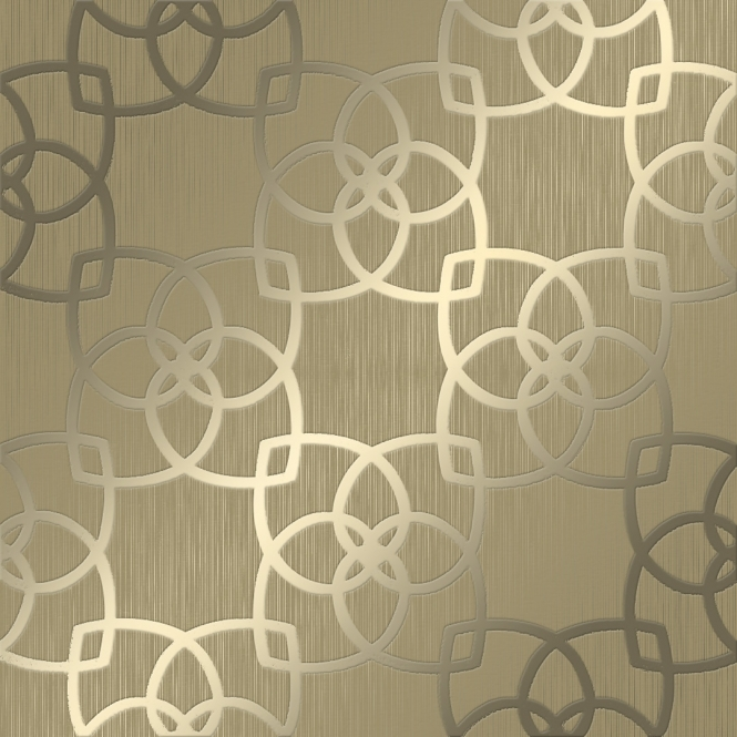 Muriva Precious Silks Marrakesh Wallpaper Silver, Gold (701371)