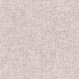New Walls Plain Wallpaper Pink, White