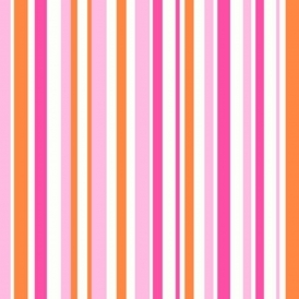 Opera Super Stripe Wallpaper Pink Orange