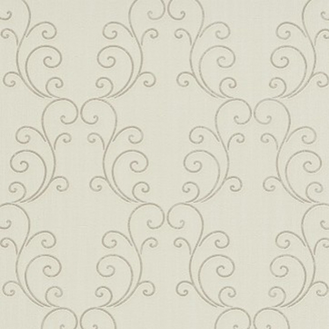 Erismann Ophelia Ornamental Wallpaper Beige / Cream (5930-14)