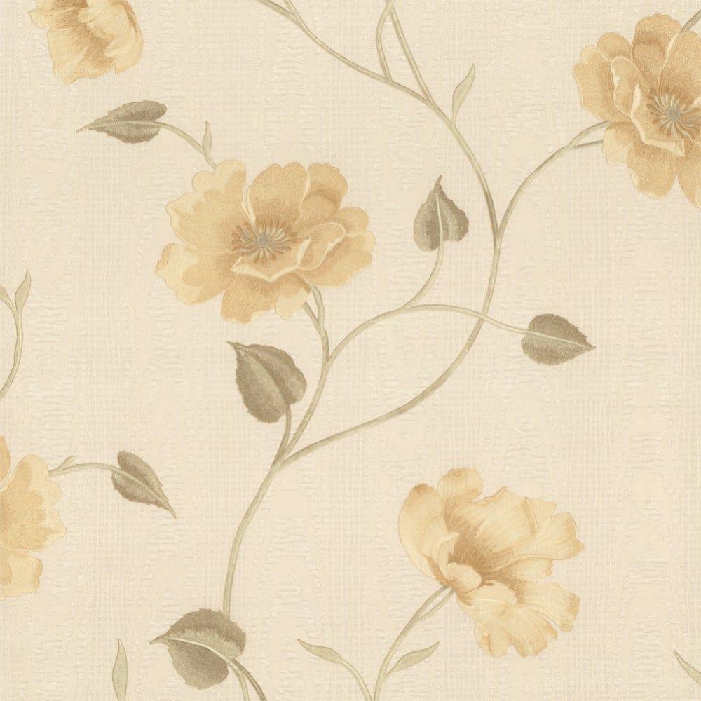 Designer Interiors Opus Bella Trail Wallpaper Sand Cream