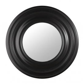 Orbit Circular Mirror Onyx (300051)