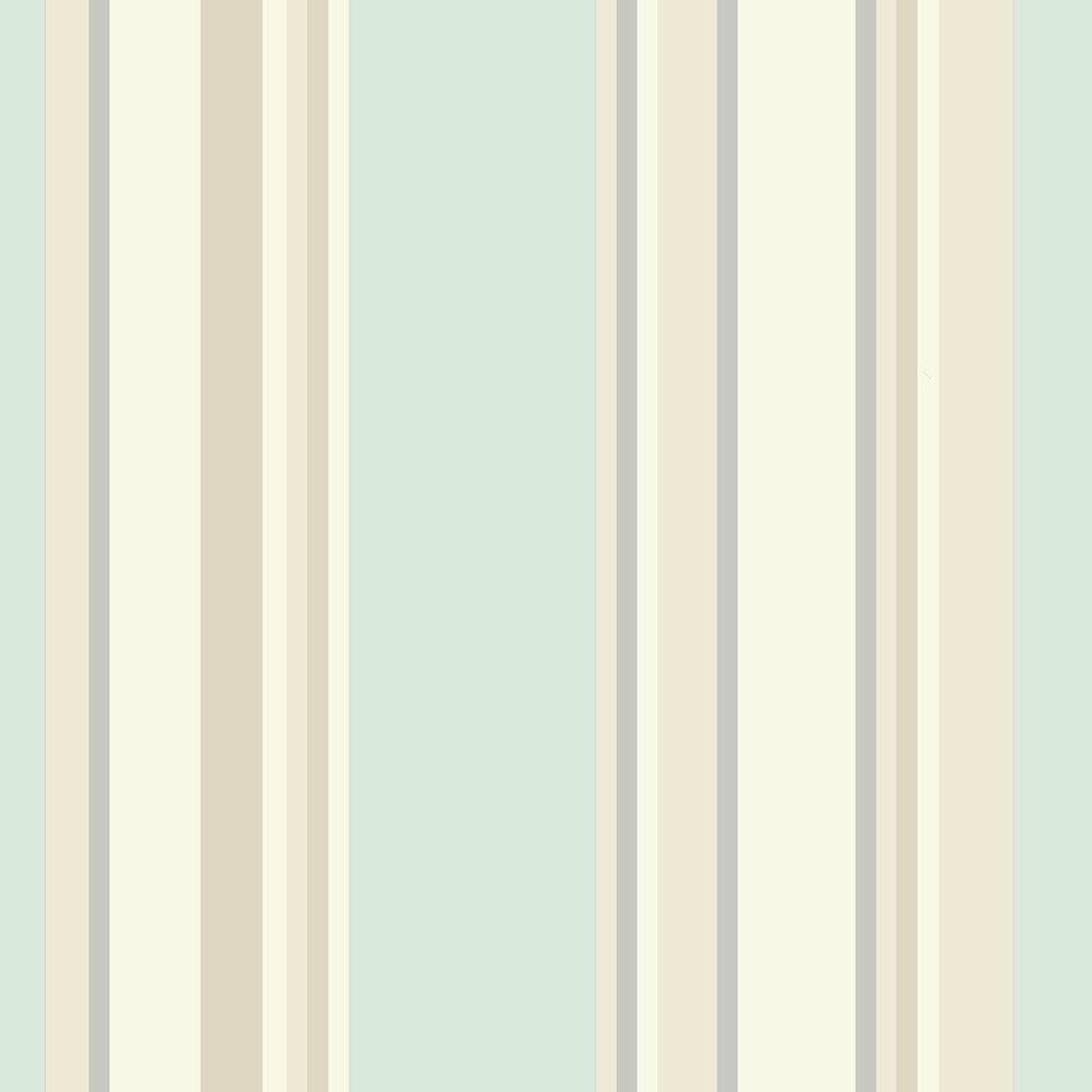 Arthouse Orla Stripe Wallpaper Duck Egg 691000