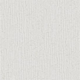 Ornella Bark Texture Wallpaper Grey